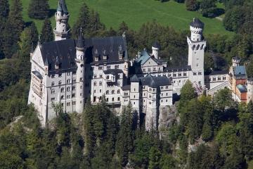 Schwangau: Car hire in 1 pickup location