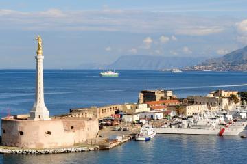 Messina: Noleggio auto in 3 luoghi per il ritiro