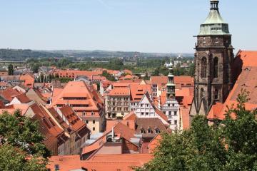 Pirna: Car hire in 1 pickup location