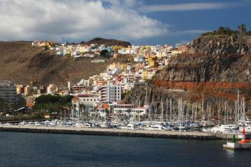San Sebastián de la Gomera: Alquiler de coches en 1 lugar de recogida