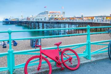 Brighton & Hove: Car rentals in 3 pickup locations