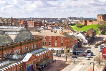 Carlisle: Car rentals in 1 pickup location