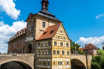 Bamberg: Car hire in 1 pickup location