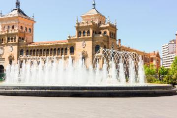 Valladolid: Alquiler de coches en 6 lugares de recogida