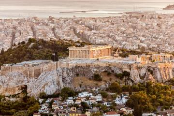 Athens: Car hire in 26 pick-up locations