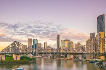 Brisbane: Car rentals in 18 pickup locations