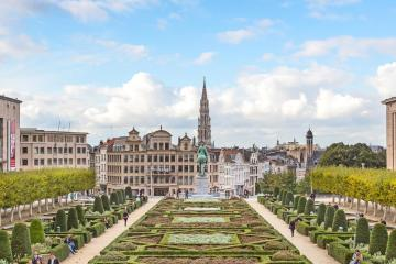 Brussels: Car hire in 12 pick-up locations