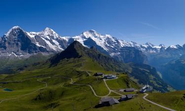 Hotels in Grindelwald