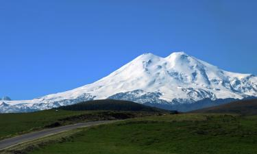 Ski Resorts in Elbrus