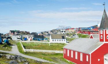 Hostels in Nuuk