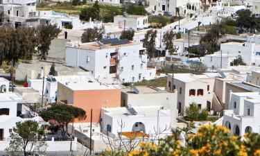 Villas in Emporio