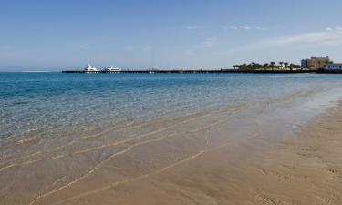 Hotels met Parkeren in Port Ghalib