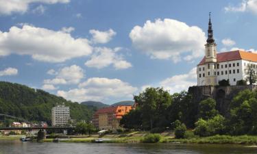 Hotels in Děčín