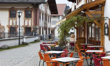 Hotels in Oberammergau