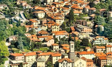 Apartments in Pognana Lario