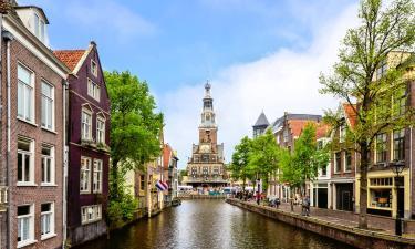 B&Bs in Alkmaar