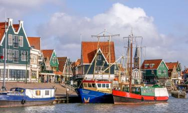 Bed and breakfasts v destinaci Volendam