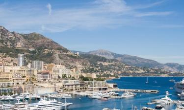 Hotel a 5 stelle a Monte Carlo