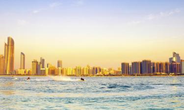 Serviced apartments in Abu Dhabi