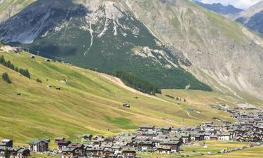 Hotels in Livigno