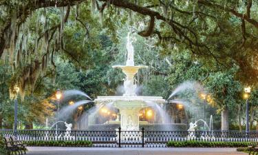 Hotels in Savannah