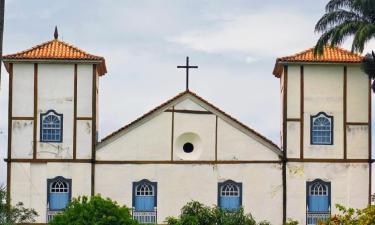 Hotels in Pirenópolis