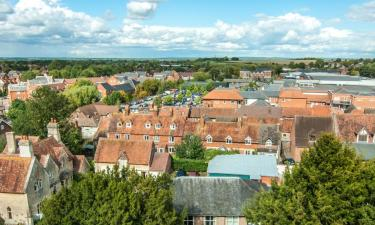 Hotels in Wantage