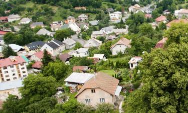 Hotels in Kremnica