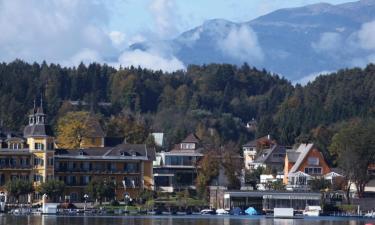 Hotels mit Parkplatz in Rosegg