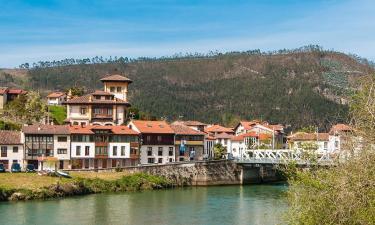Hotels in Unquera
