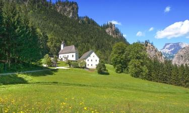 Budget hotels in Johnsbach