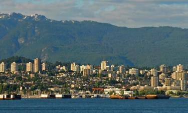 Pet-Friendly Hotels in North Vancouver