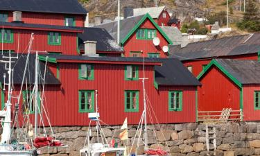 Hotels with Parking in Stamsund
