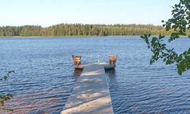 Hotels with Parking in Juva