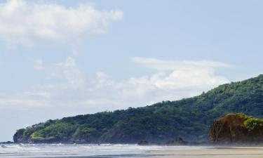Budget hotels in Playa Grande