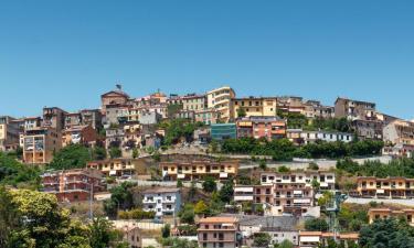 Vacation Rentals in Monte Compatri