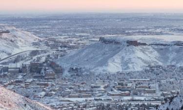 Accessible Hotels in Golden