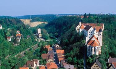 Hotels mit Parkplatz in Haigerloch