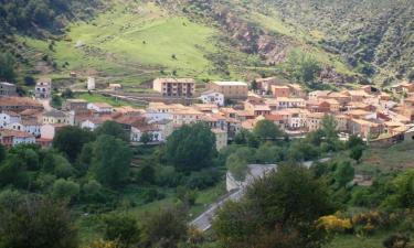 Vacation Rentals in Noguera de Albarracin