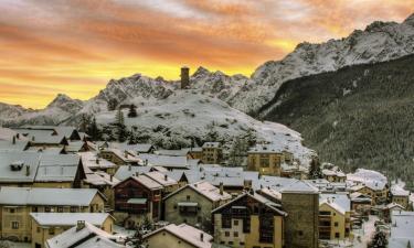 Ski Resorts in Ardez
