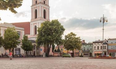 Apartments in Chodzież