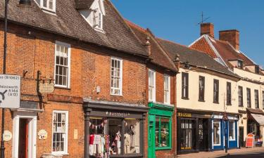Budget hotels in Bungay