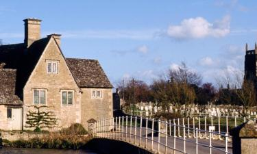 Hotels with Parking in Fairford