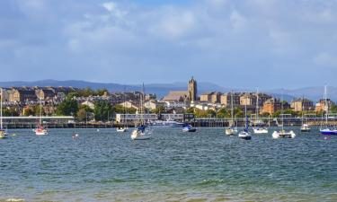 Budget hotels in Gourock