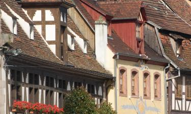 Hotels in Obernai