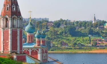 Hotels with Parking in Tutayev