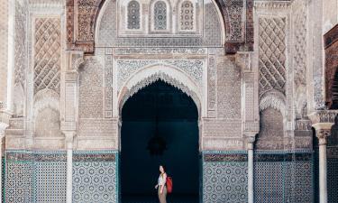Riads in Marrakesch