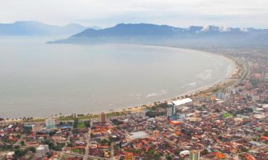Hotels in Caraguatatuba