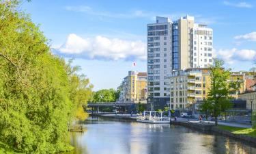 Hotels in Linköping