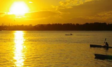 Aluguéis de Temporada em Fishing Point
